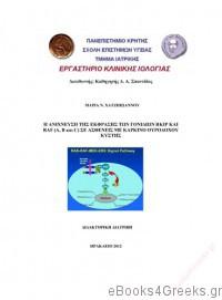 Η ανίχνευση της έκφρασης των γονιδίων RKIP και RAF (A, B και C) σε ασθενείς με καρκίνο ουροδόχου κύστης