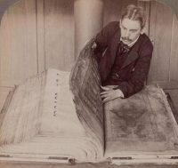 ΚΩΔΙΚΑΣ ΓΙΓΑΣ – Το μεγαλύτερο χειρόγραφο της ιστορίας είναι στα Λατινικά