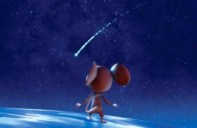 Το ποντικάκι που ήθελε να αγγίξει ένα αστεράκι (Ευγένιος Τριβιζάς) / Βιβλιοπρόταση